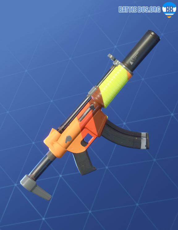 Ruff Wrap Fortnite Doggo MP5 SMG