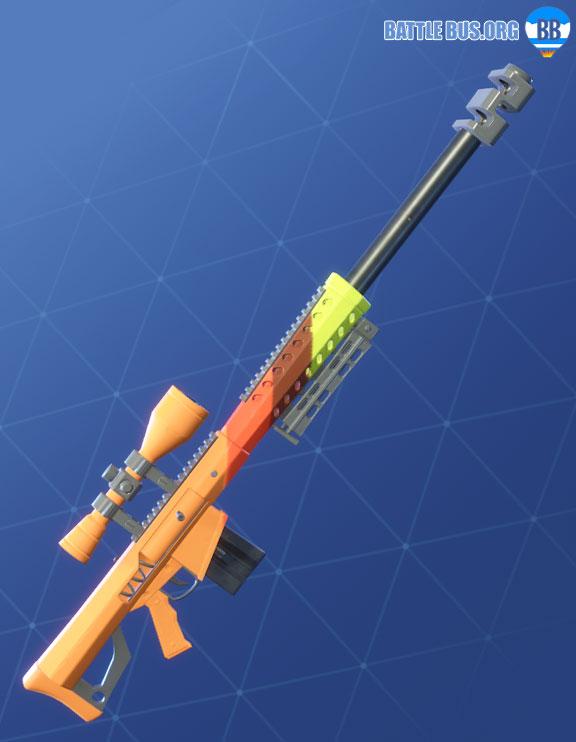 Ruff Wrap Fortnite Doggo Sniper Rifle