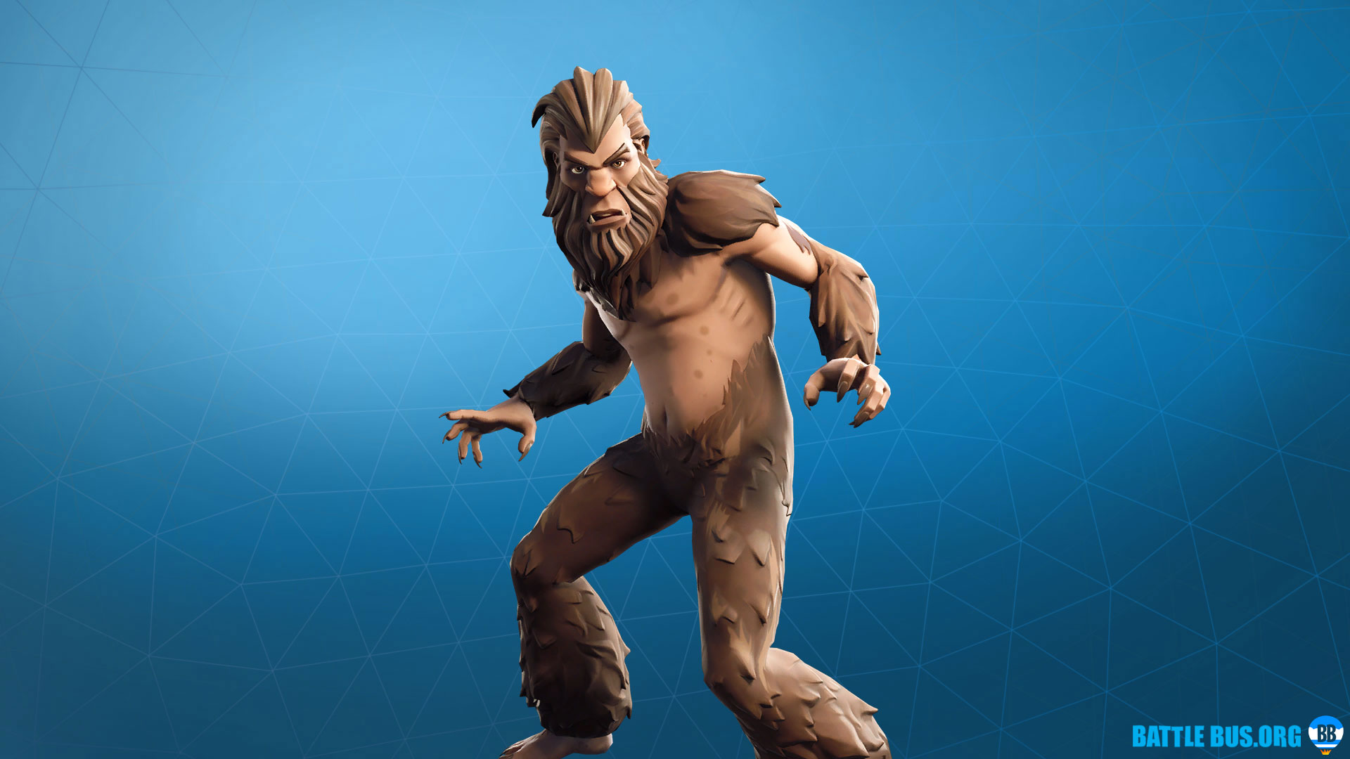 Bigfoot Fortnite Skin