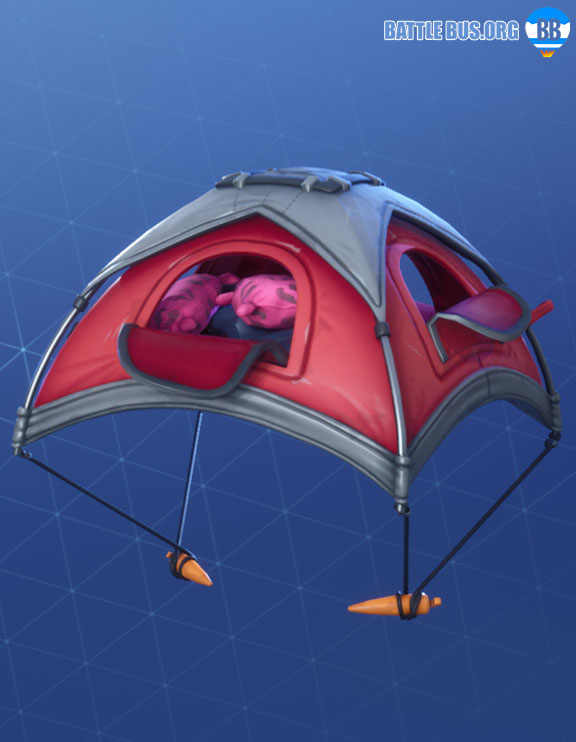 Camp Cruiser Bigfoot Glider Fortnite