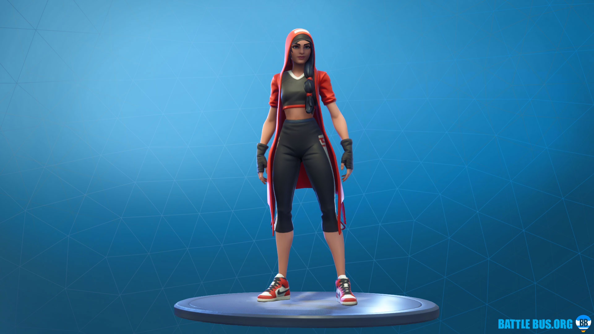 Clutch Fortnite Outfit Hang Time Set