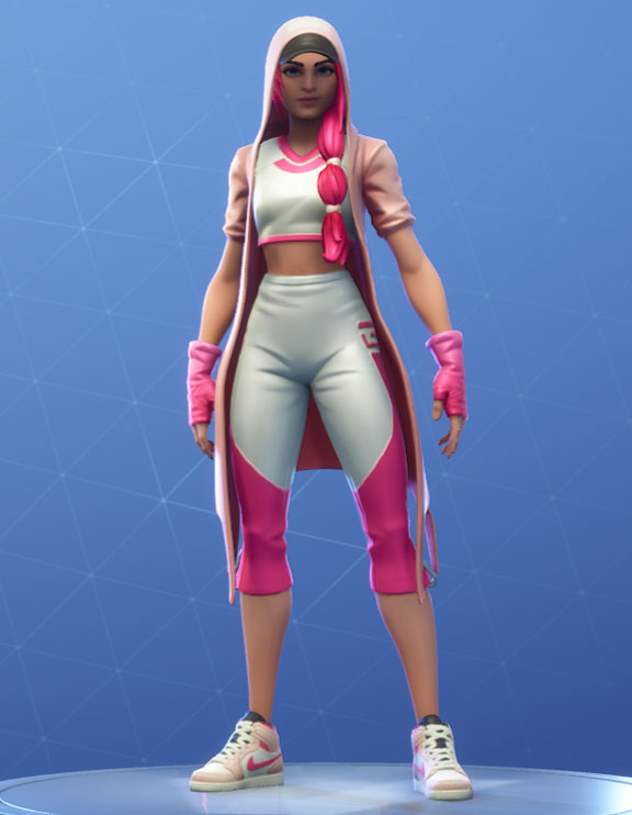 Clutch Fortnite Outfit Hang Time Set Style 2
