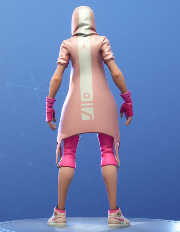 Clutch Fortnite Skin Style 2 Hang Time Set
