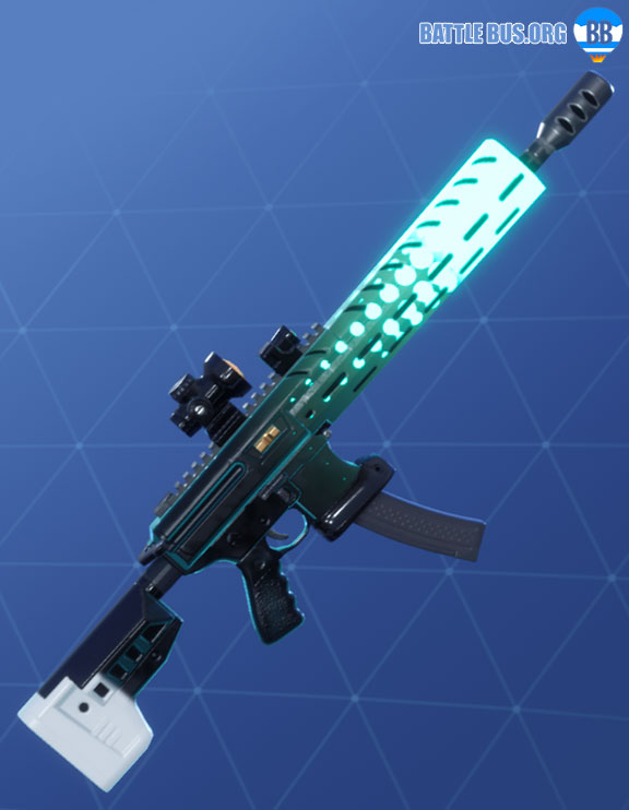 Core Wrap Fortnite Stormlight Set Flare Assault Rifle