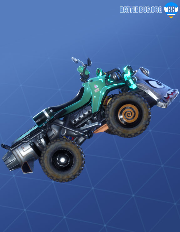 Core Wrap Fortnite Stormlight Set Flare Quadcrasher