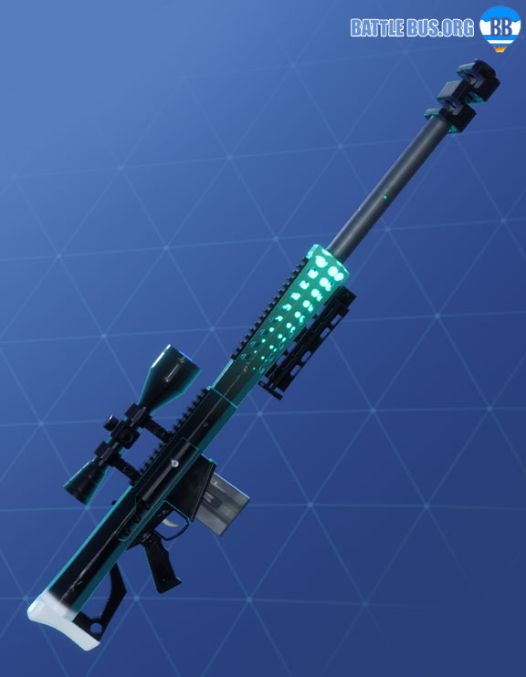 Core Wrap Fortnite Stormlight Set Flare Sniper Rifle