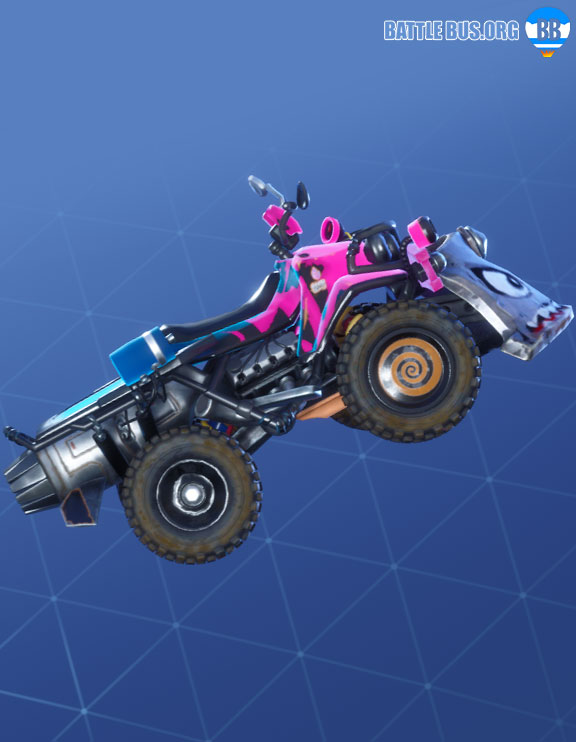 Essence Wrap Fortnite Stormlight Set Nitebeam Quadcrasher