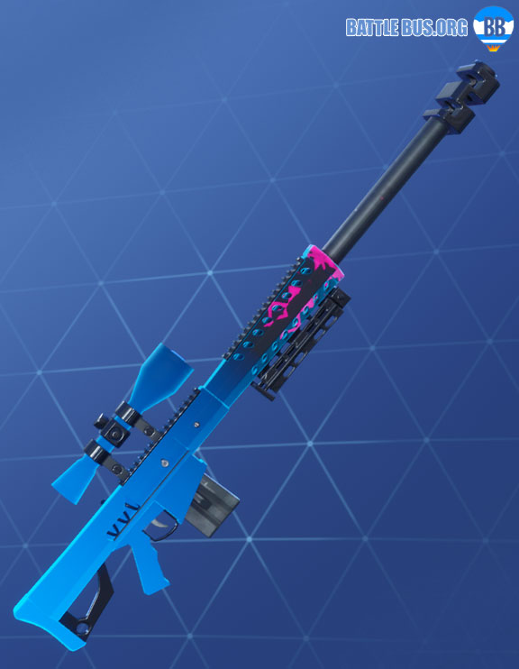 Essence Wrap Fortnite Stormlight Set Nitebeam Sniper Rifle