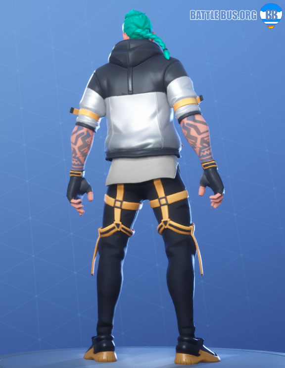 Flare Fortnite Skin Stormlight Set