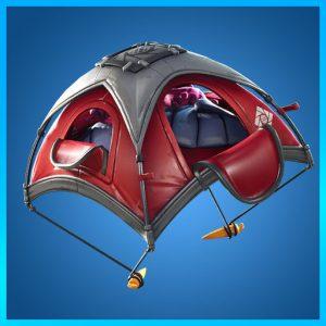 Fortnite Glider Camp Cruiser Bigfoot Set