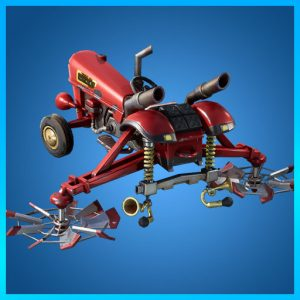 Fortnite Glider Crop Duster Fatal Fielders Set