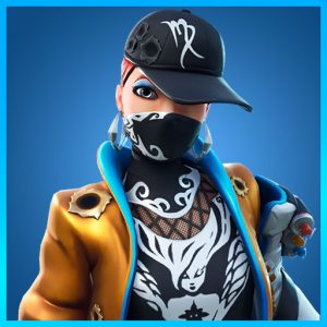Fortnite Outfit Biz Roughneck Set