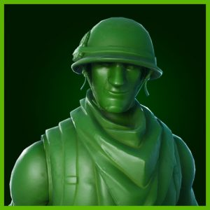 Fortnite Outfit Plastic Patroller