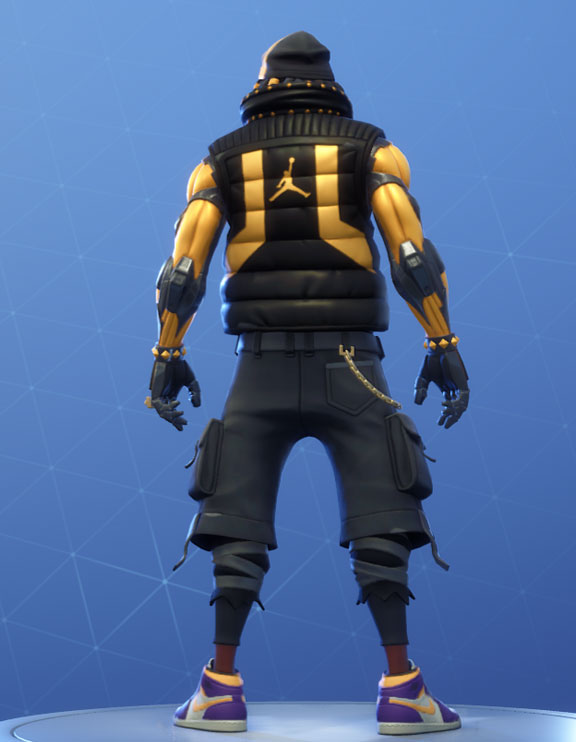 Grind Fortnite Outfit Hang Time Set Style 3
