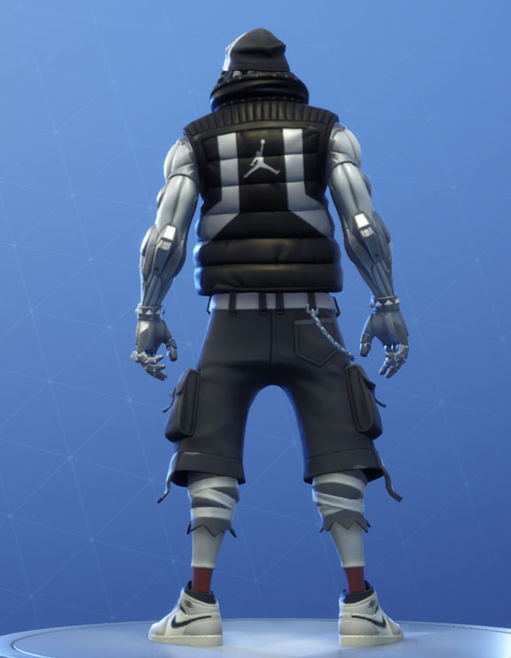 Grind Fortnite Outfit Hang Time Set