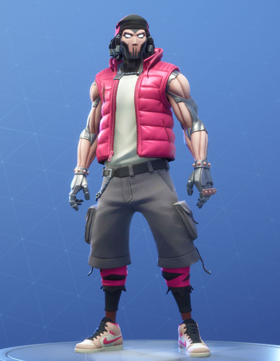 Grind Fortnite Outfit Hang Time Set Style 2