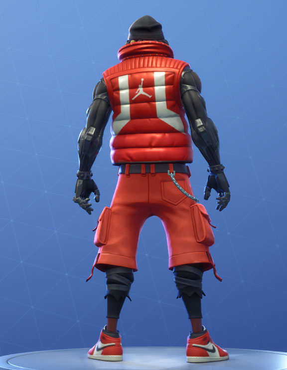 Grind Fortnite Outfit Hang Time Set Style 4