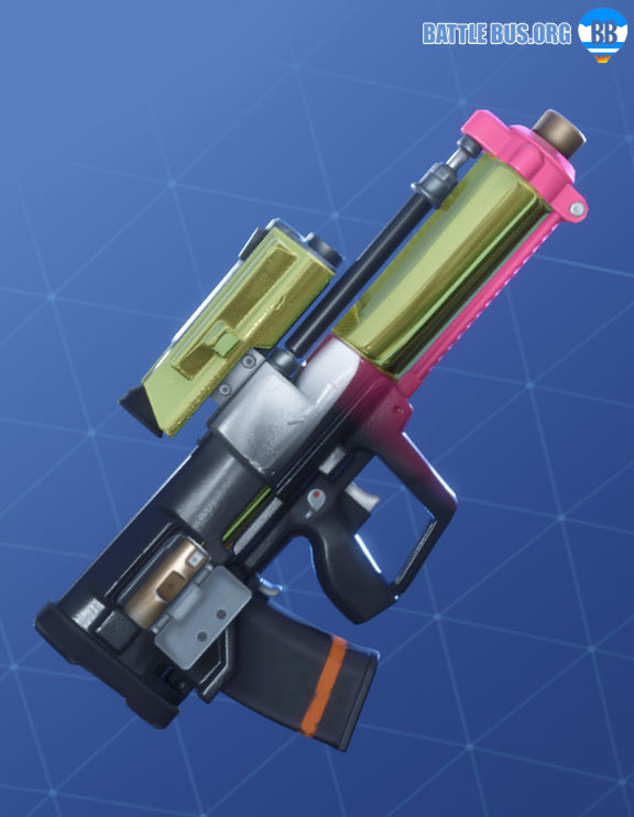 Kitsune Wrap Fortnite Summer Drift Set Proximity Grenade Launcher