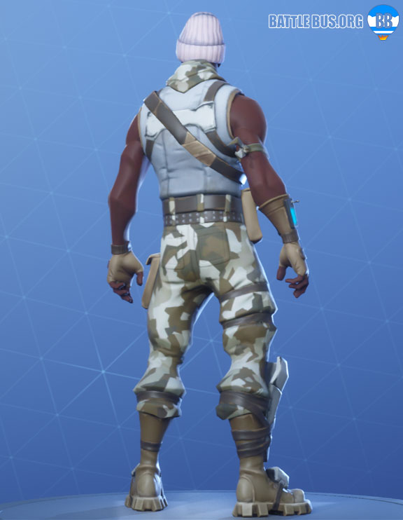 Relay Outfit Fortnite Uncommon