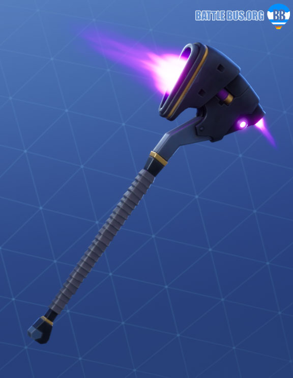 Storm Bolt Fortnite Pickaxe Raging Storm Set
