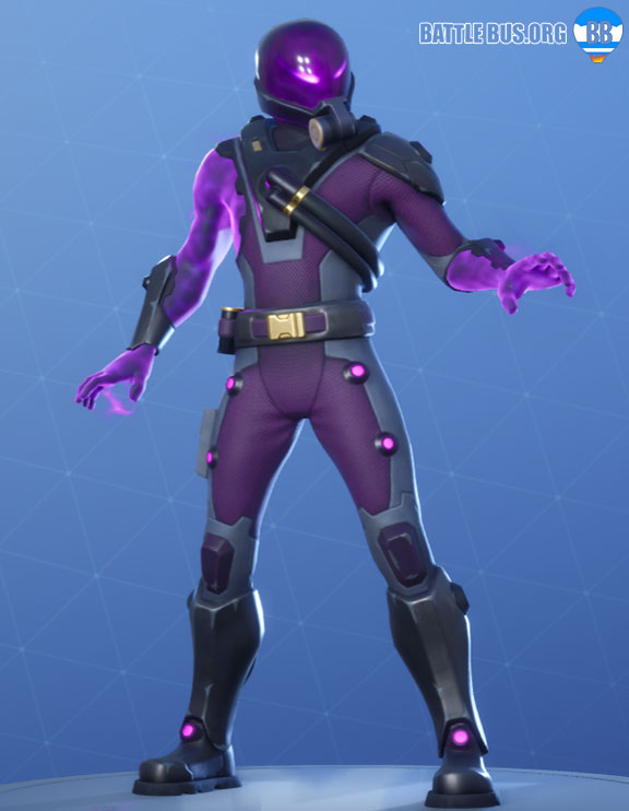 Tempest Fortnite Outfit Raging Storm Set