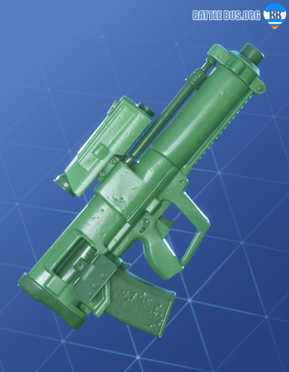 Toy Soldier Wraps Fortnite Wrap Proximity Grenade Launcher