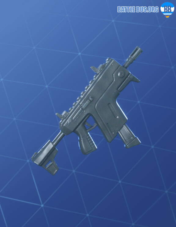 Toy Soldier Wraps Fortnite Wrap SMG Vector