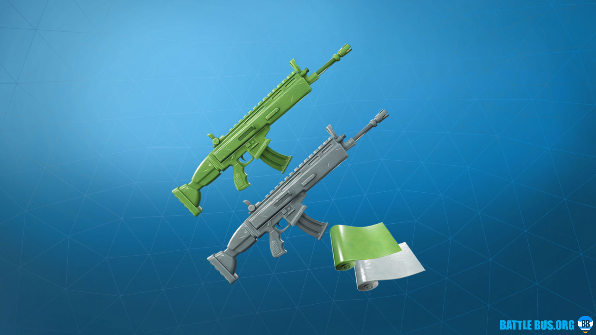 Toy Soldier Wraps Fortnite Wrap