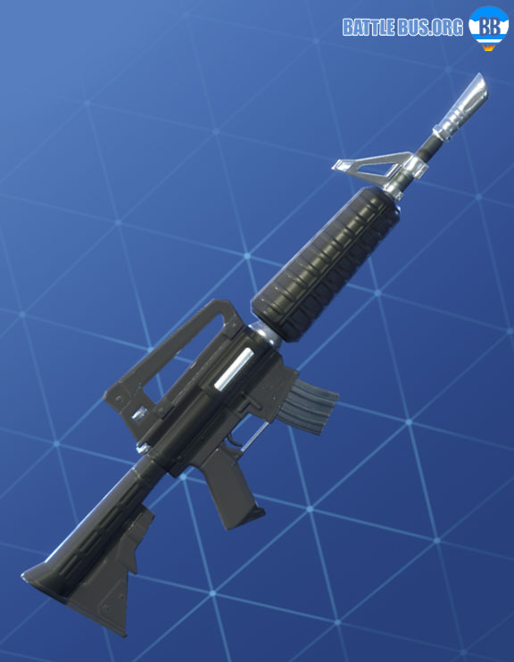 Assasin Wrap John Wick Set Assault Rifle