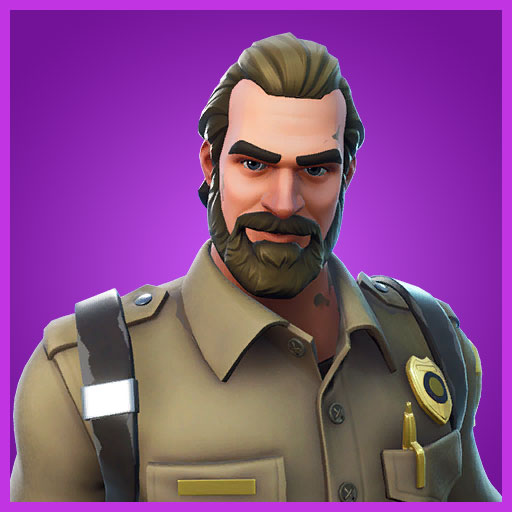 Fortnite Outfit Chief Hopper