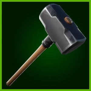 Fortnite Pickaxe Simple Sledge John Wick Set