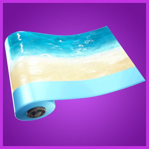 Fortnite Wrap Tidal Wave