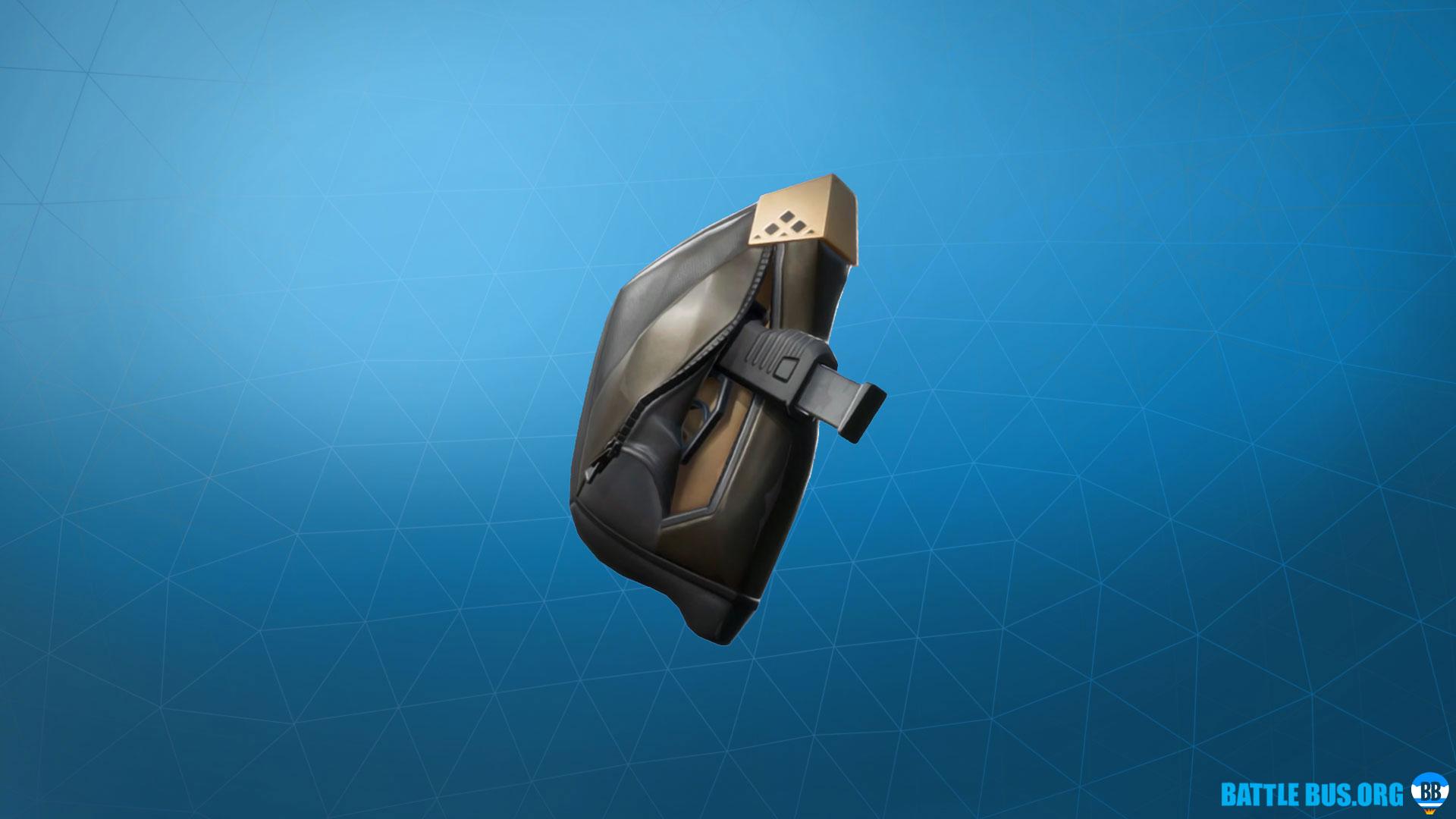 Gun Bag Sofia Back Bling Fortnite