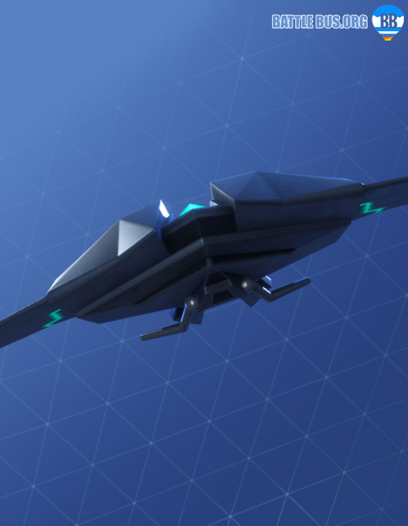 Ion Glider Fortnite Total Control