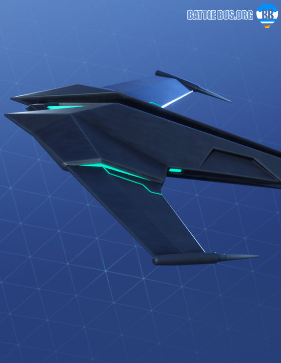 Ion Glider Fortnite Total Control