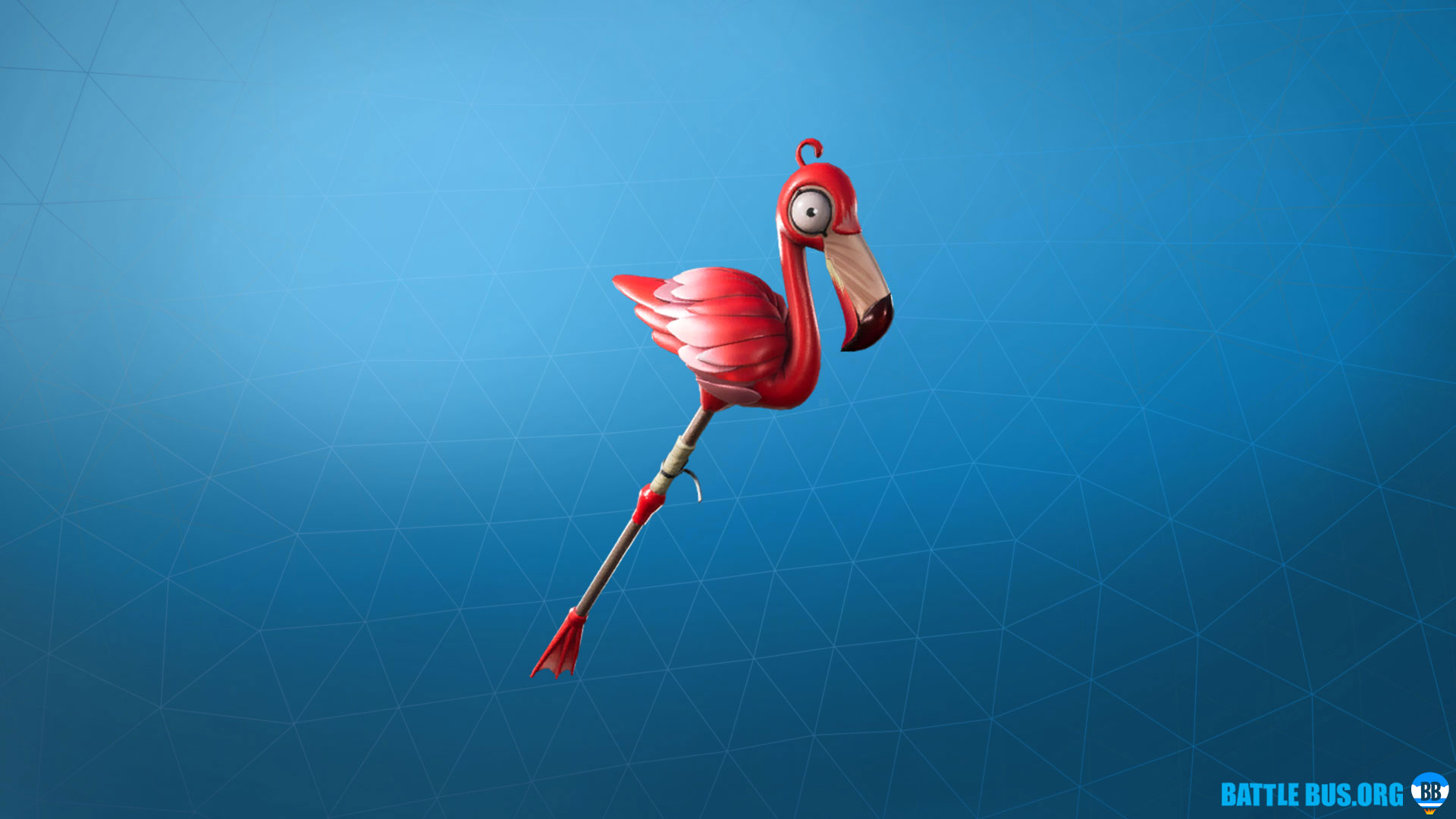 Lawnbreaker Fortnite Pickaxe Flamingo