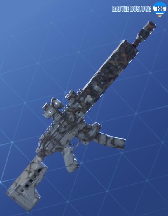 Vines Wrap Fortnite Stranger Things Assault Rifle