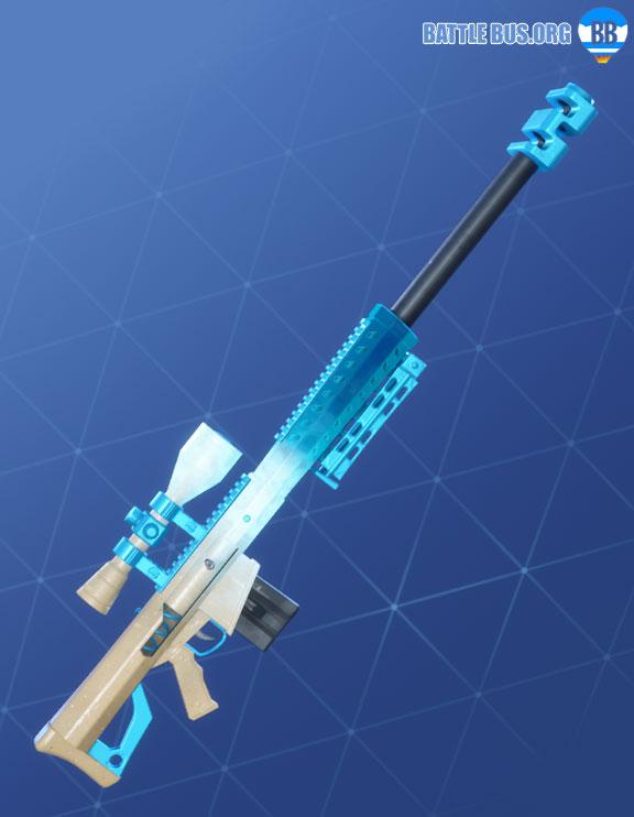 Tidal Wave Wrap Fortnite Sniper Rifle