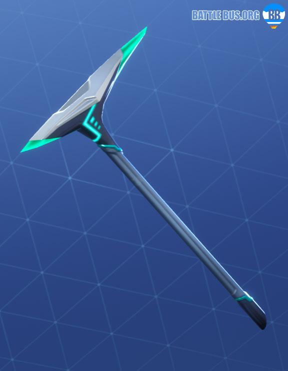 Wild Tangent Pickaxe Fortnite Vector