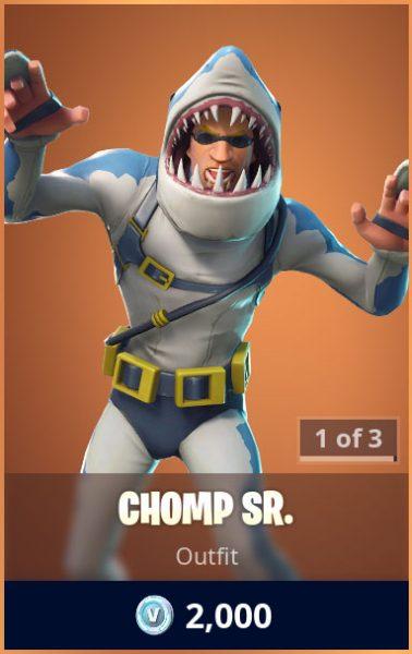 Chomp Sr