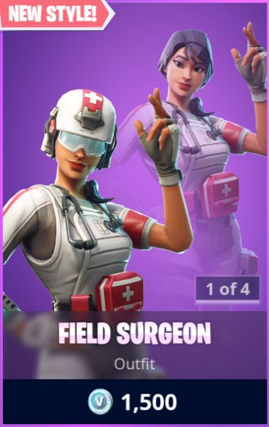 Field Surgeon New