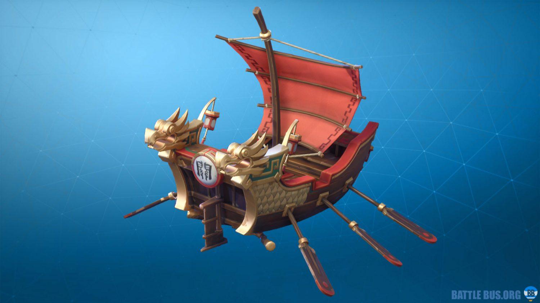 divine dragon glider guan yu