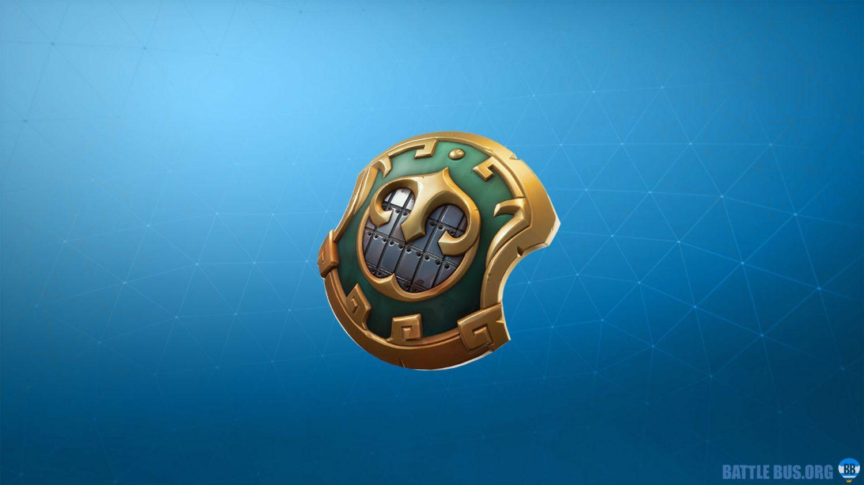 Loyal shield guan yu