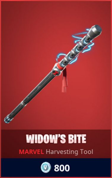Widow's Bite Skin